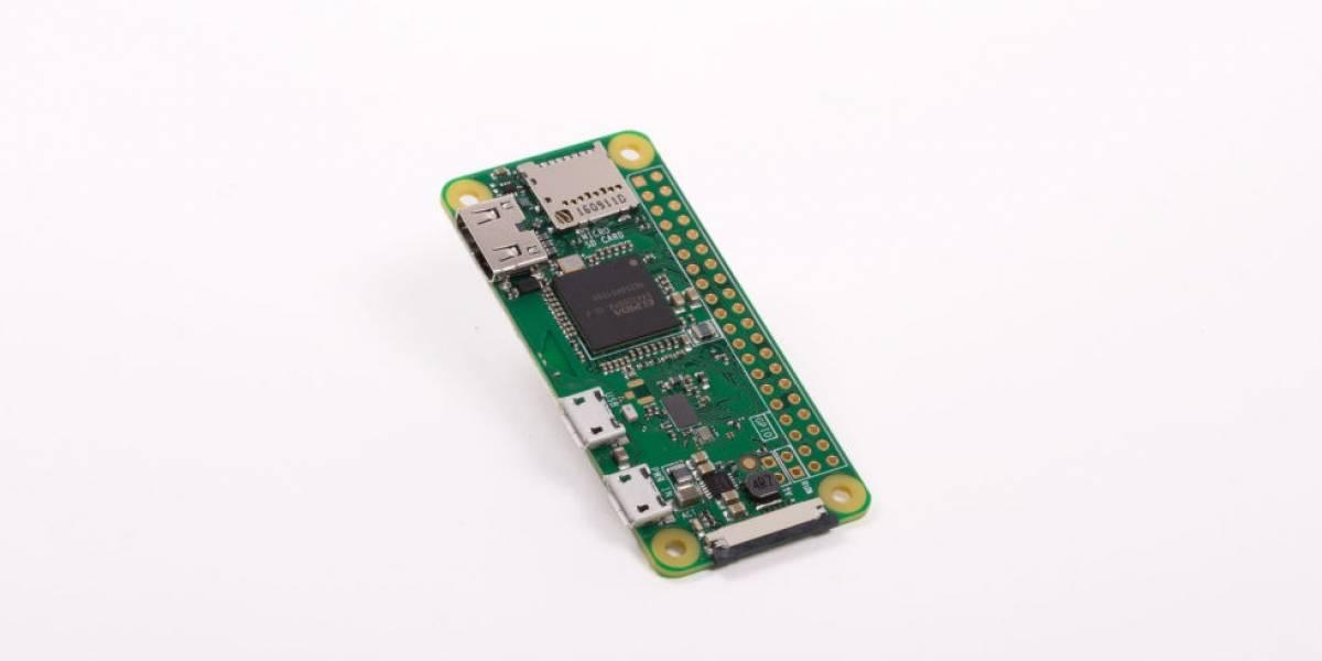 Raspberry Pi lanza un nuevo modelo con antena Wi-Fi a USD $10