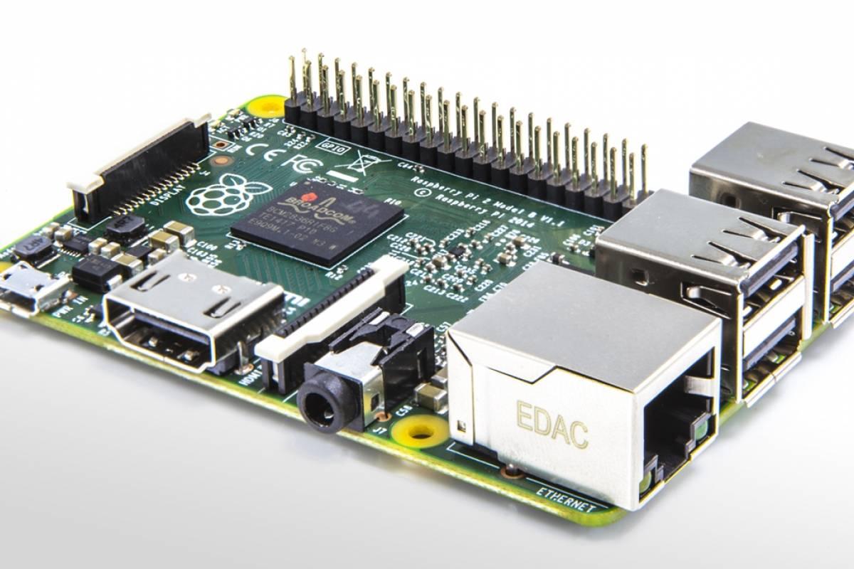 Raspberry Pi 2 tiene nuevo procesador y es compatible con Windows 10