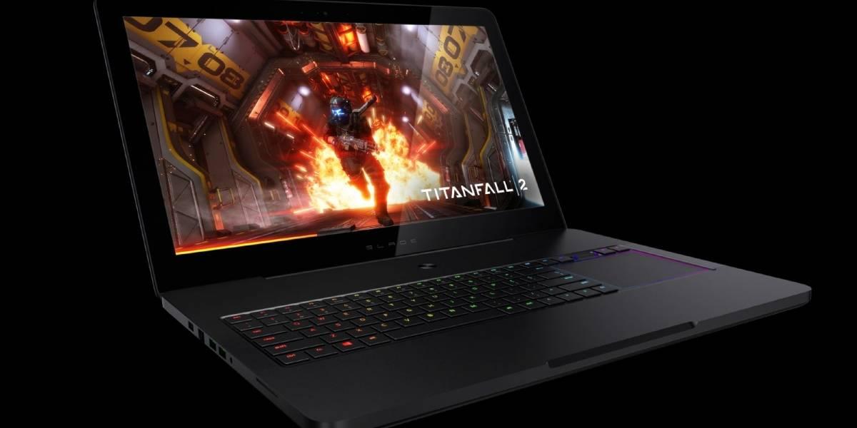 Razer presenta su nuevo notebook que dicen es tan potente como un PC de escritorio