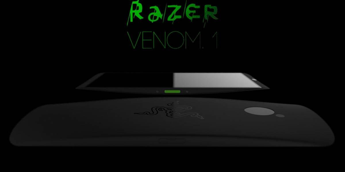 Razer estaría preparando un teléfono para gamers