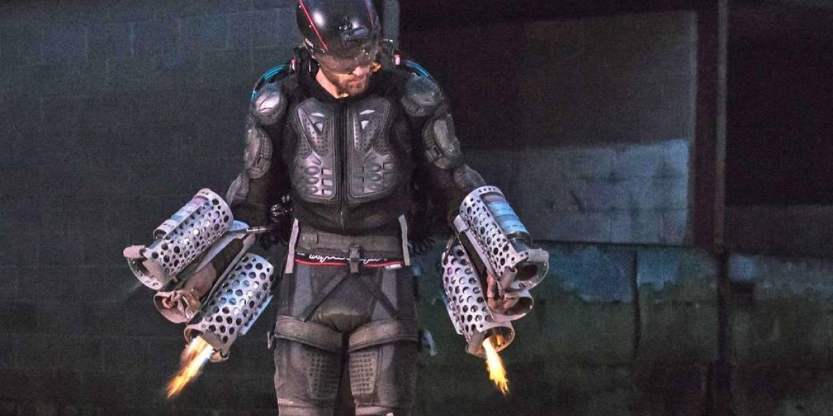 Alguien construyó un traje casero de Iron Man que vuela de verdad