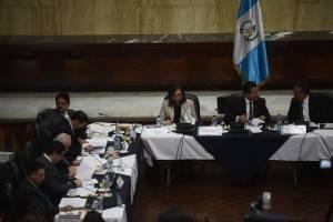primera reunión de la postuladora a Fiscal General