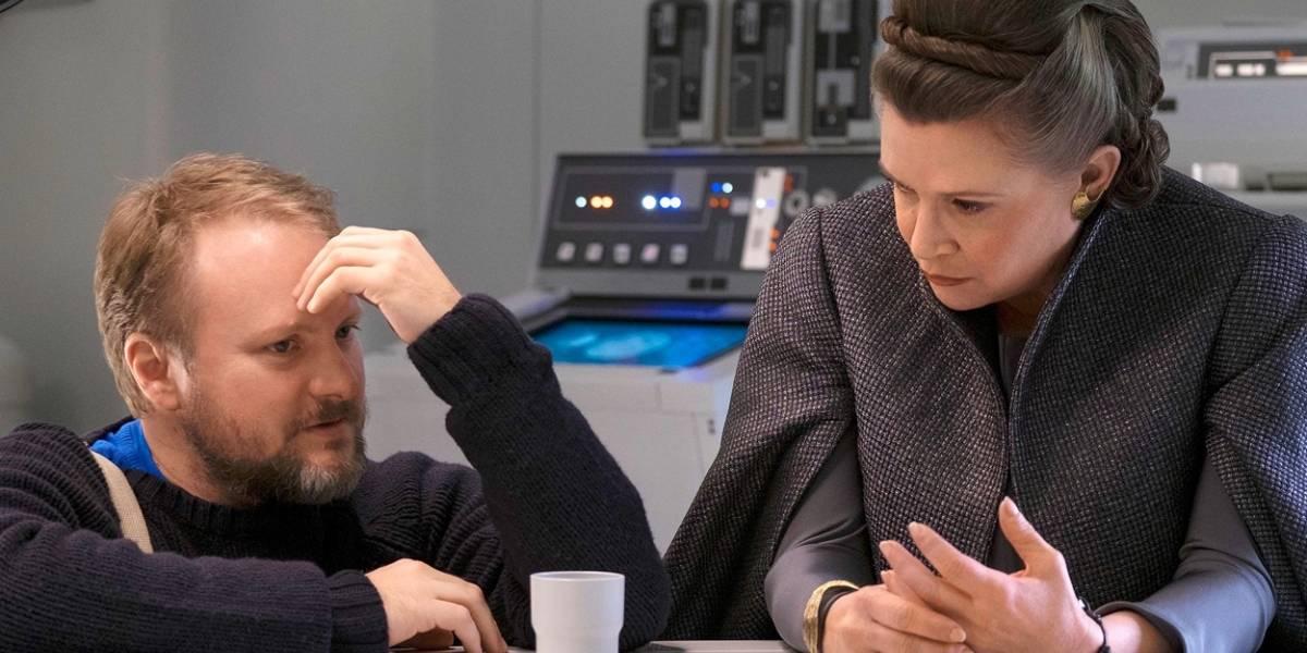 Director de The Last Jedi se defiende ante las críticas