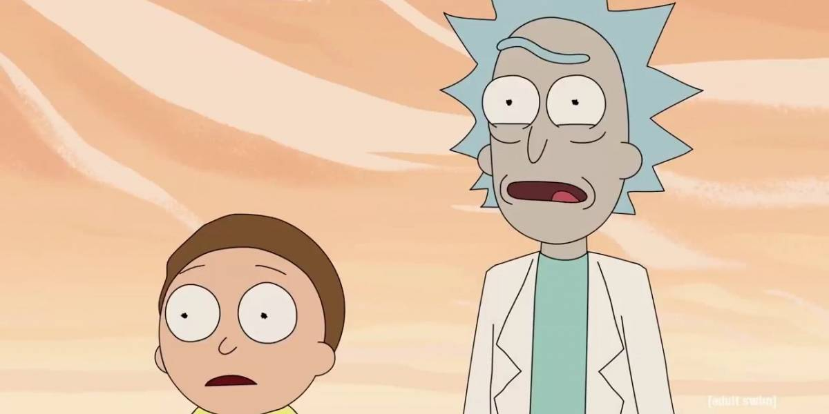 Tráiler de la tercera temporada de Rick and Morty
