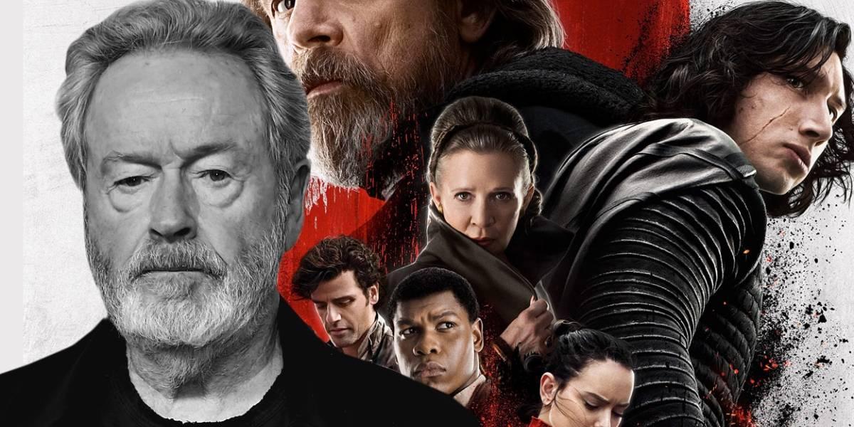 Director de Blade Runner y Alien revela por qué Disney no lo contrata para Star Wars