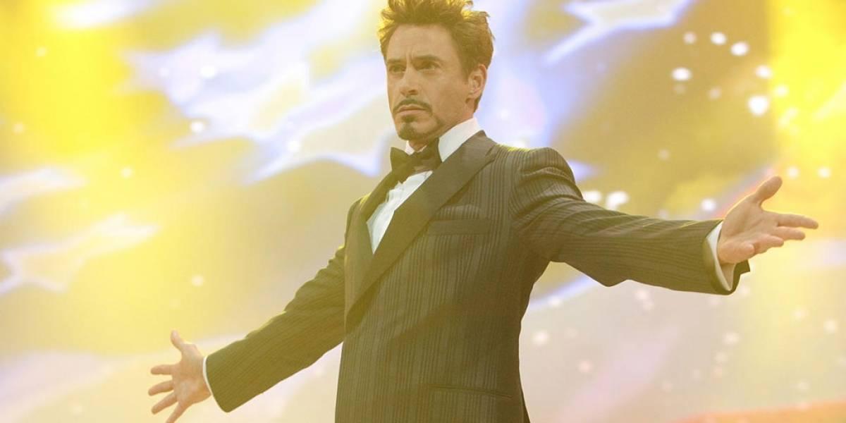 La armadura de Iron Man para Avengers: Infinity War nos voló la cabeza