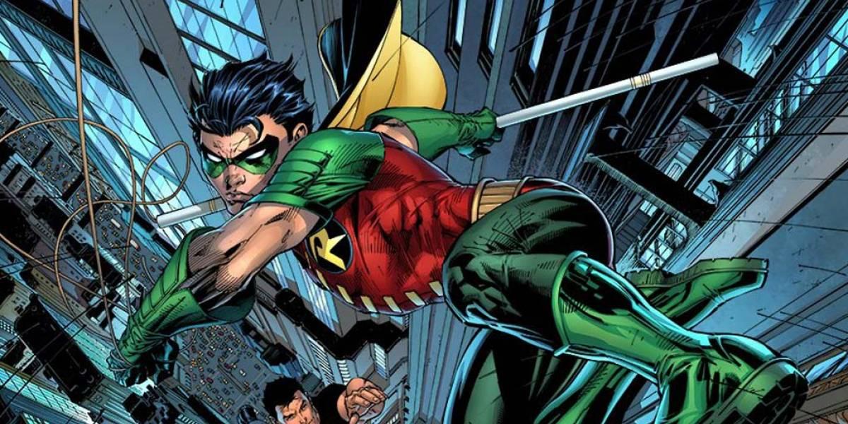 Primer vistazo oficial a Robin de la serie live action Titans