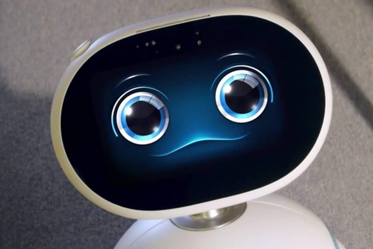 Este es Zenbo, el robot asistente de Asus para el hogar