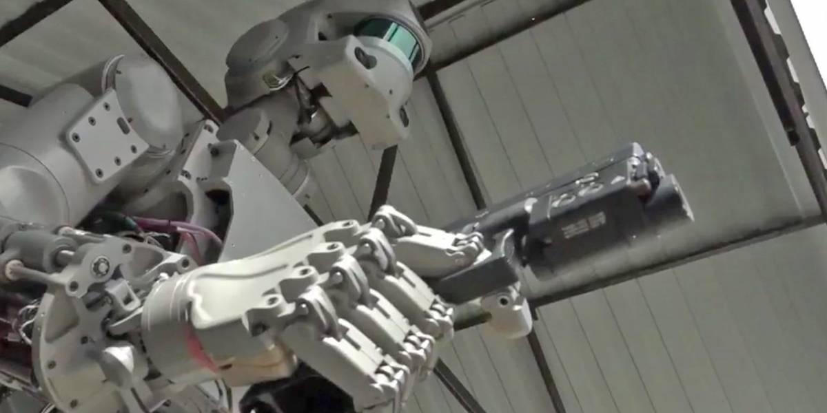 Rusia quiere usar robot asesino para pilotar sus naves espaciales