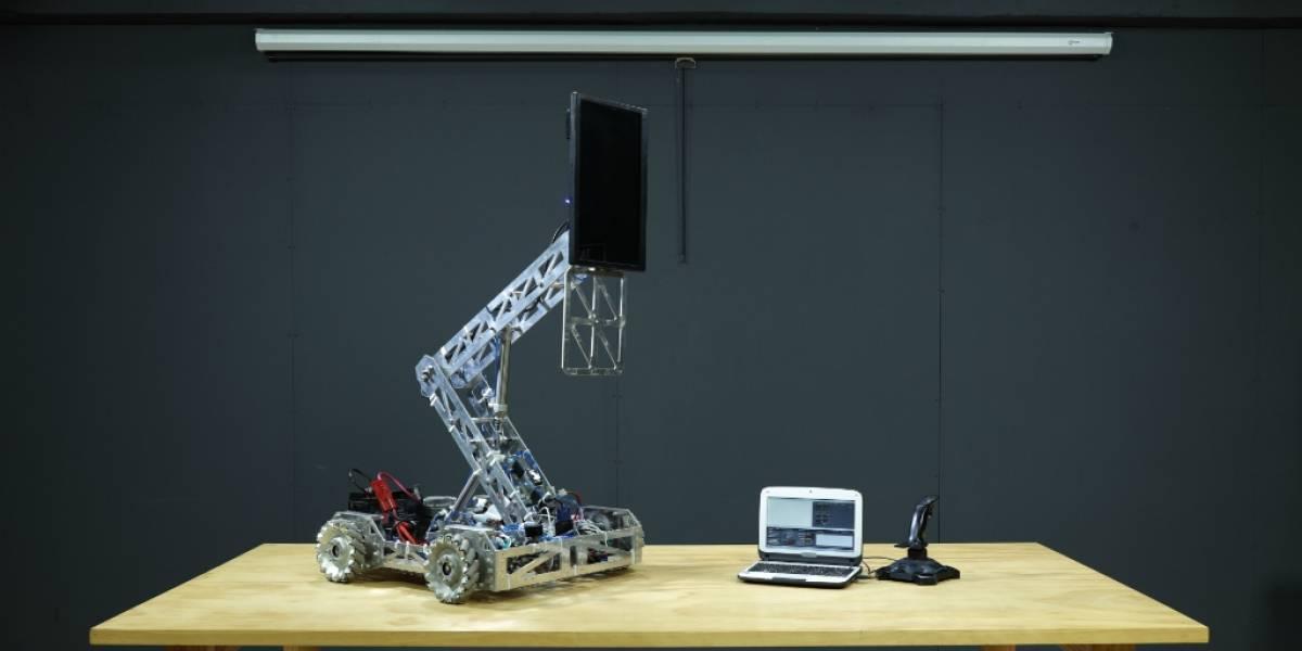 Inauguran primer centro de robótica aplicada en Chile: RoboticsLab SCL