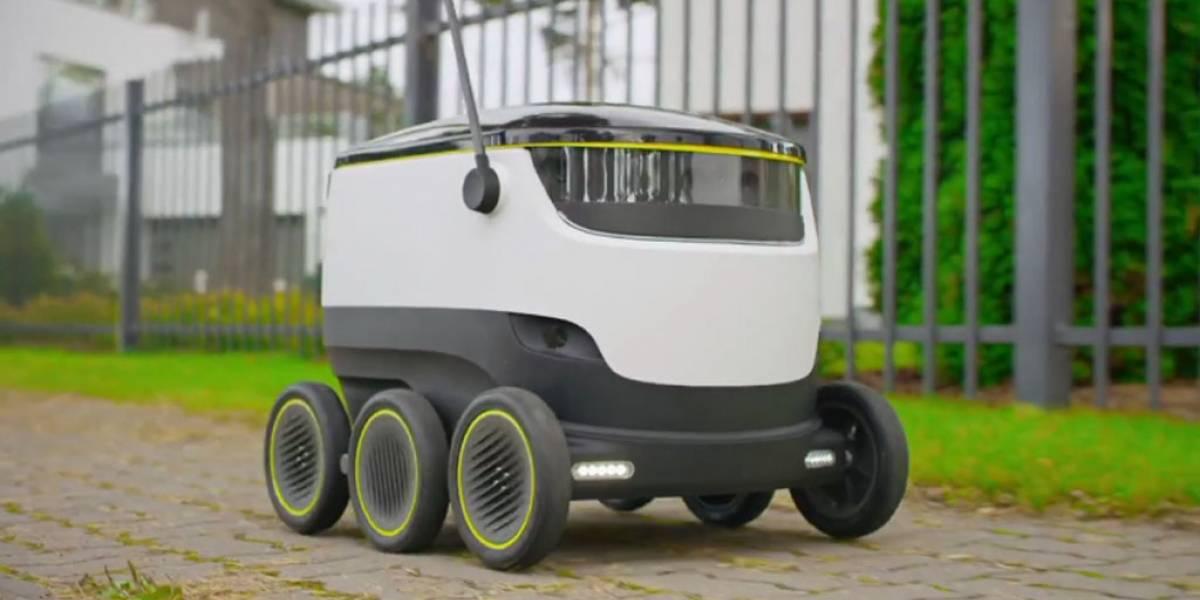 Servicio postal suizo recluta a robots para repartir el correo