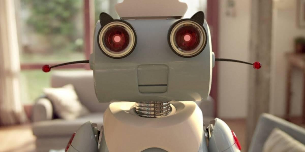 Por fin, alguien ha inventado una Robotina de verdad