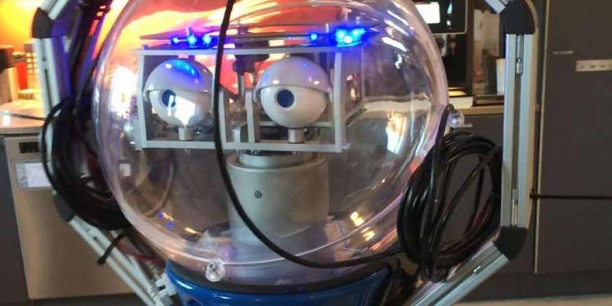 Rosie, un robot que comprende el espacio físico donde se encuentra