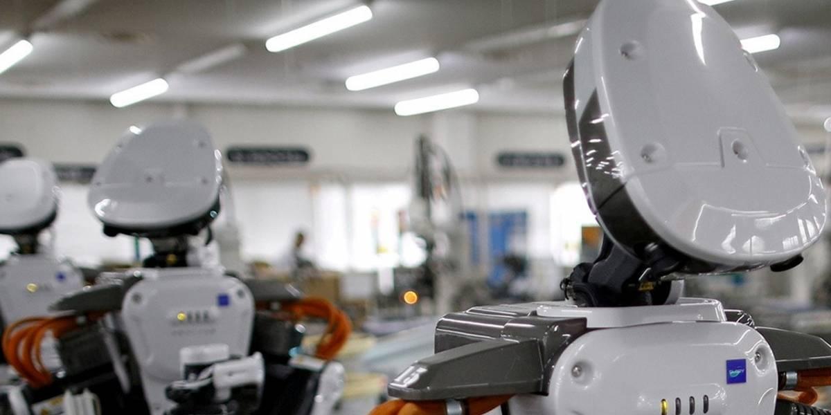 Japón usará robots para cubrir escasez de trabajadores