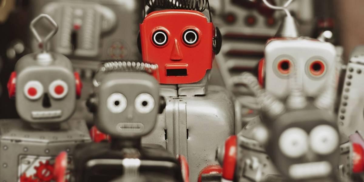 Cada empleo tomado por un robot costaría 5,6 puestos humanos