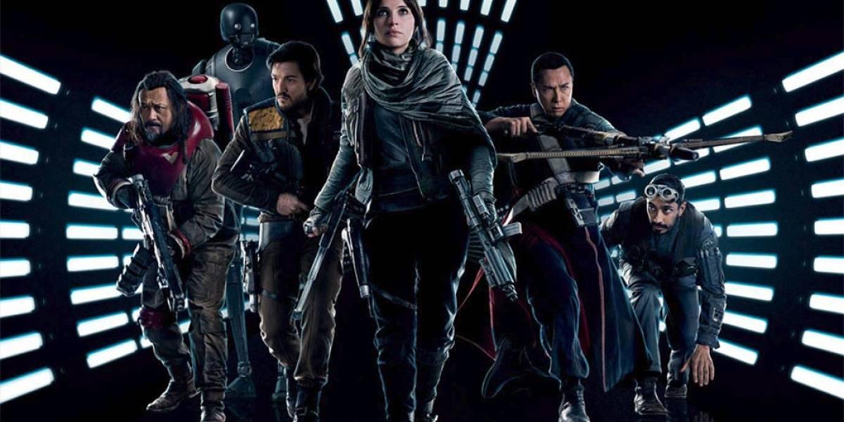 Disfruta los nuevos avances de Rogue One: A Star Wars Story
