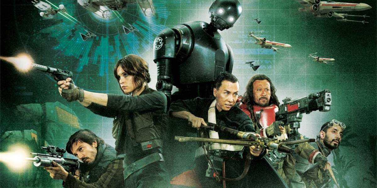 Rogue One: A Star Wars Story recibe su último tráiler