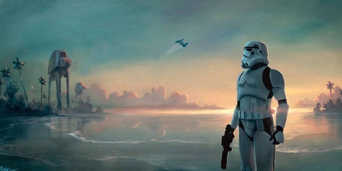 Fans recrean trailer de Rogue One: A Star Wars Story