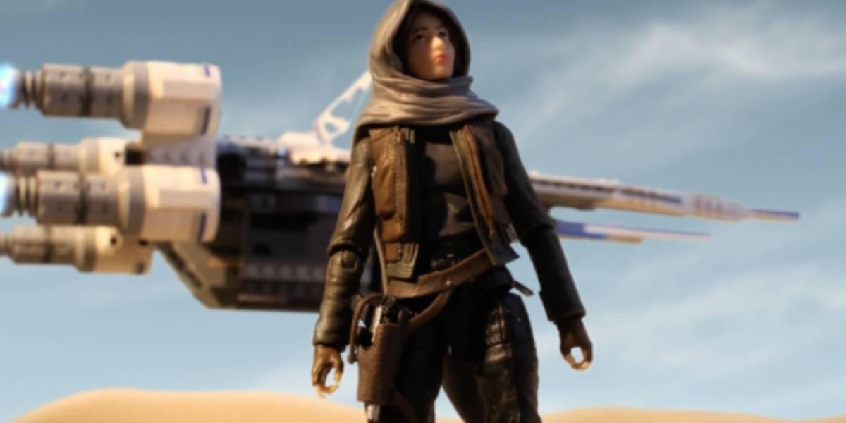 Los juguetes de Rogue One se toman la pantalla con este entretenido corto