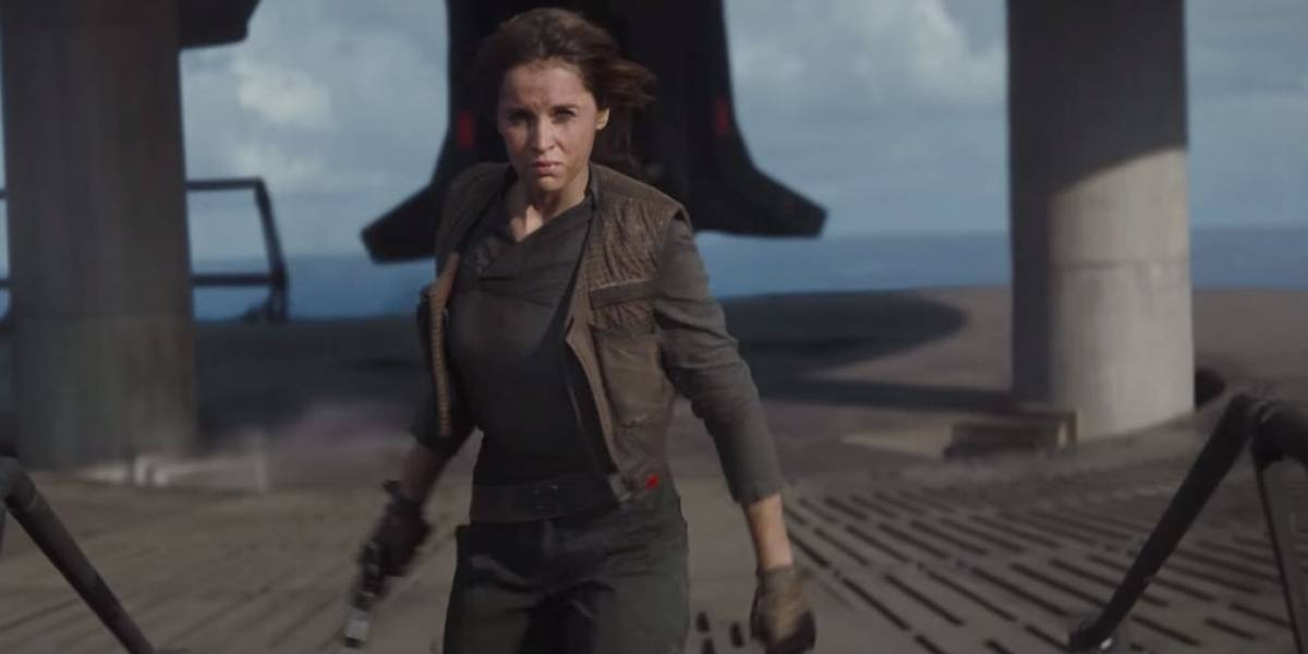 Hay una sorpresa al final del nuevo e impresionante avance de Rogue One