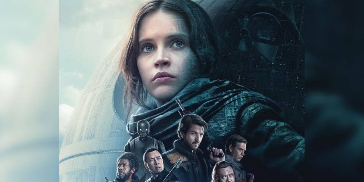 George Lucas visitó el set de Rogue One y aconsejó a su director