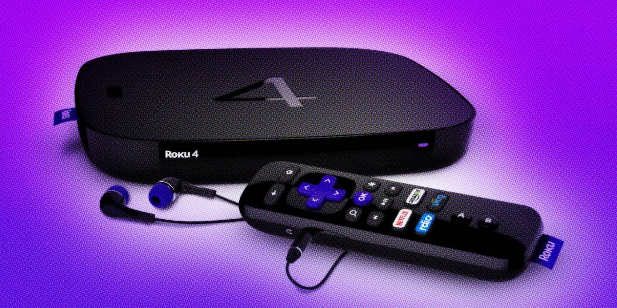 Roku es dueño supremo del mercado superando a Chromecast y Apple TV