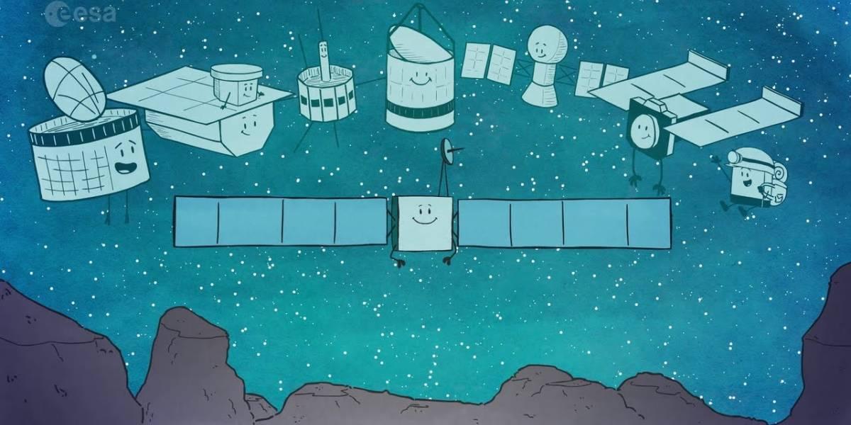 Esta semana finaliza la Misión Rosetta y satélite aterrizará en el cometa 67P