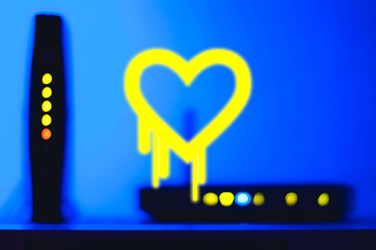 Hay routers afectados por el bug Heartbleed