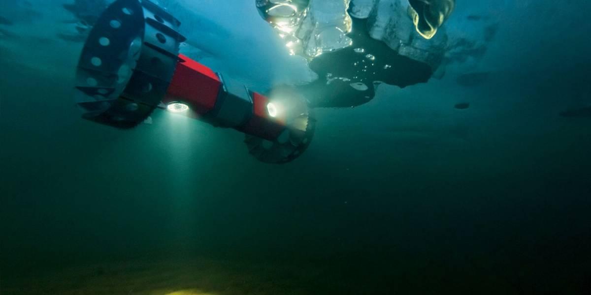 Conoce el rover de la NASA para explorar lagos congelados