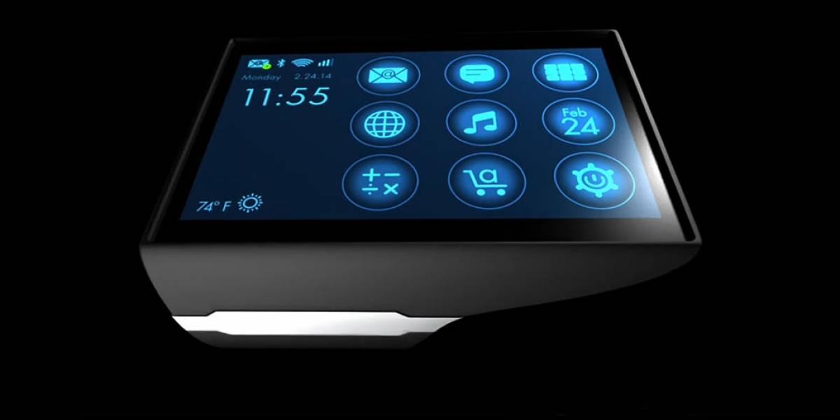 Reloj inteligente Rufus Cuff logra meta en Indiegogo