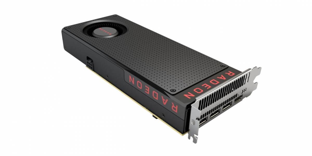 AMD presenta su tarjeta de video RX 480: Realidad Virtual a un precio accesible