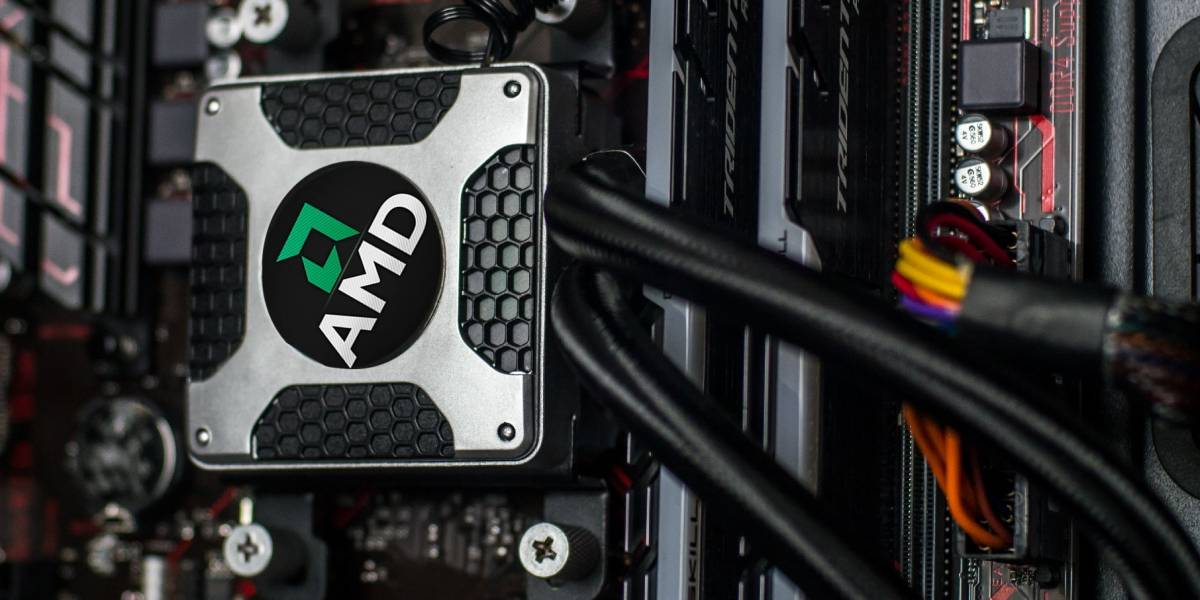AMD ofrecería enfriamiento líquido en los Ryzen Threadripper