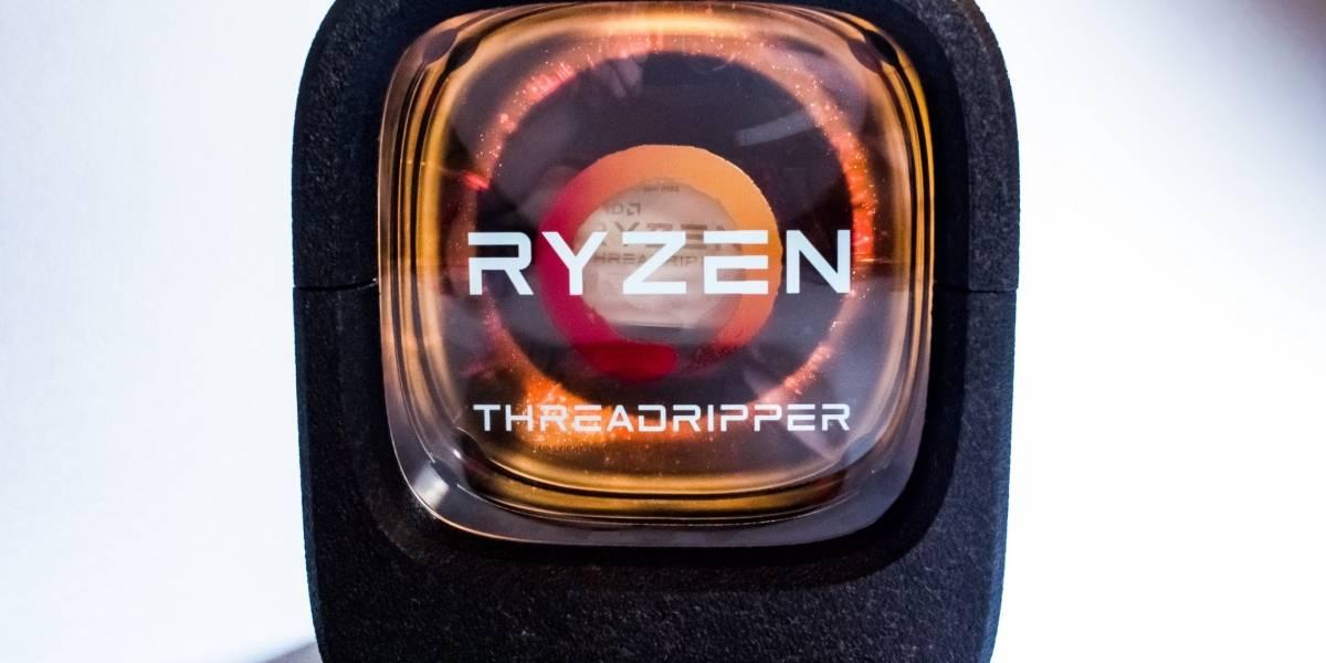 AMD Ryzen Threadripper 1950X gana premio a la innovación del CES 2018