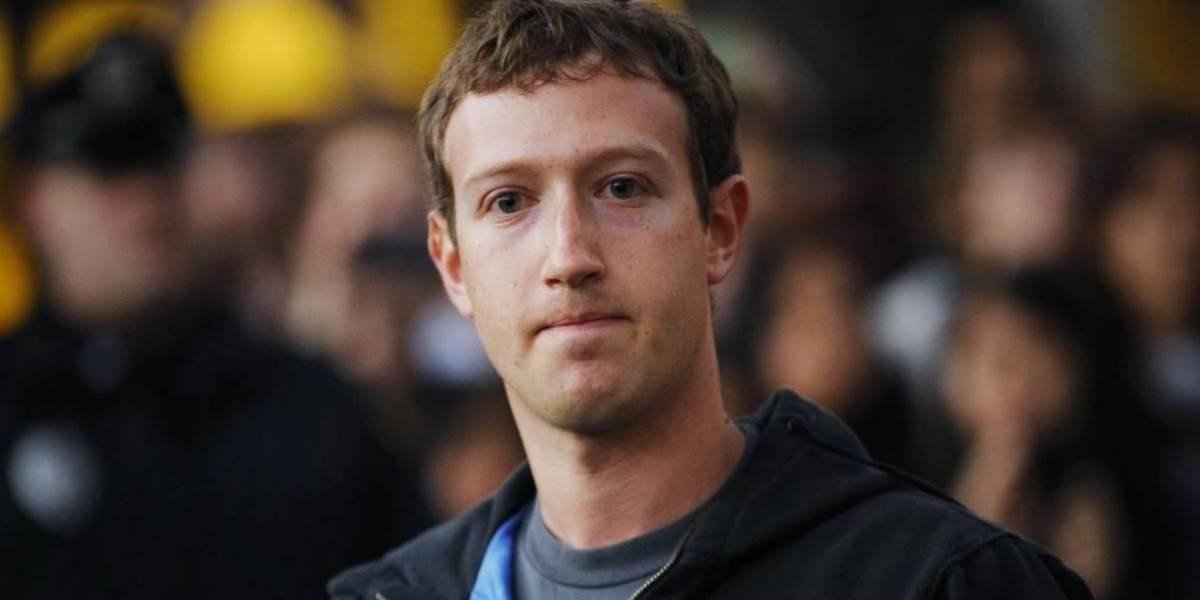 Mark Zuckerberg dice que sólo el 1% de noticias en Facebook son falsas
