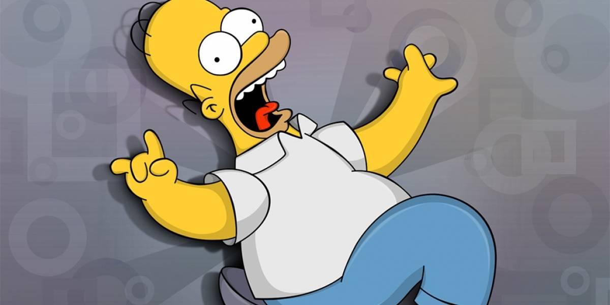 Segunda maratón de Los Simpsons transmitirá sus 600 capítulos