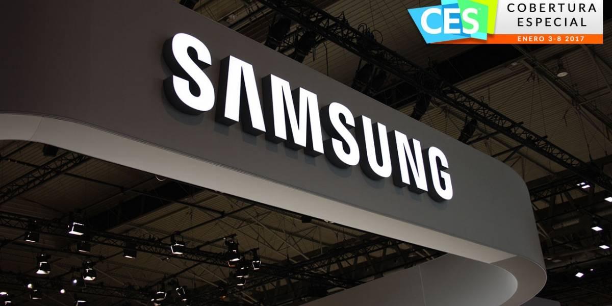 Sigue en vivo la conferencia de prensa de Samsung en #CES2017