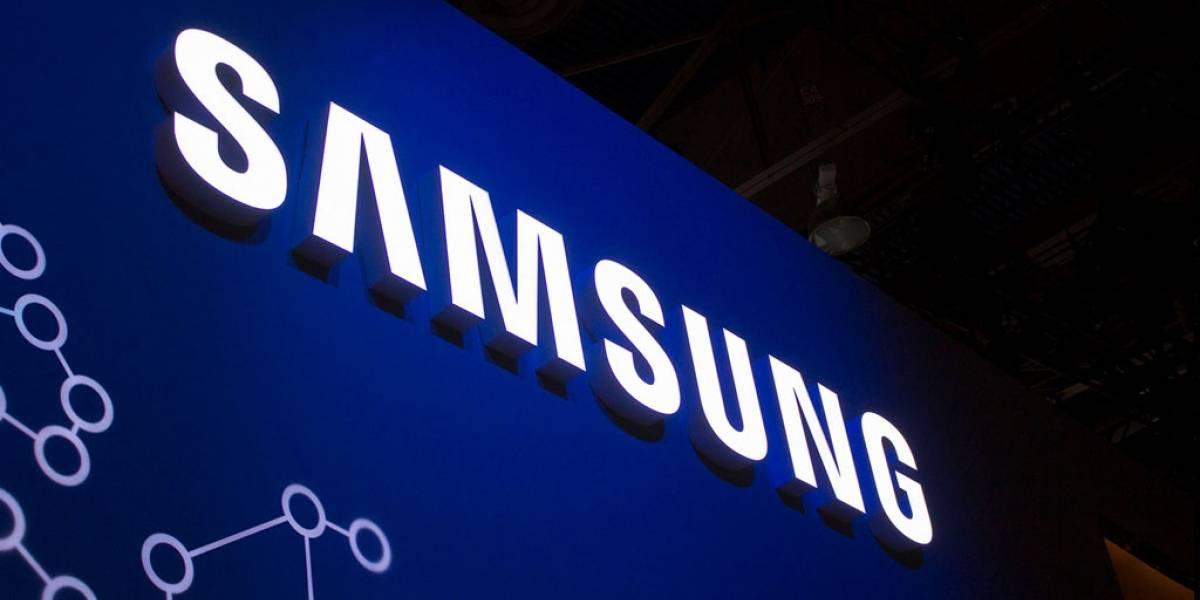 Samsung patenta un smartphone de pantalla doble