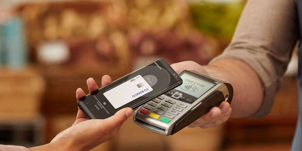 Samsung Pay ya está disponible en México
