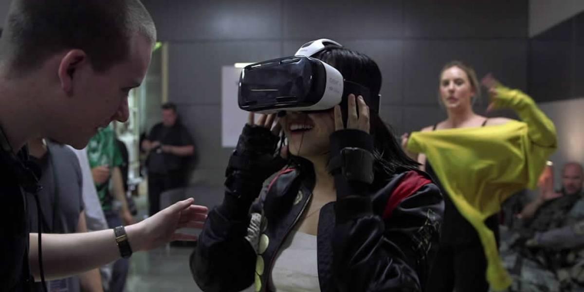 Samsung y Warner Bros se unen para llevar contenido de Suicide Squad en VR