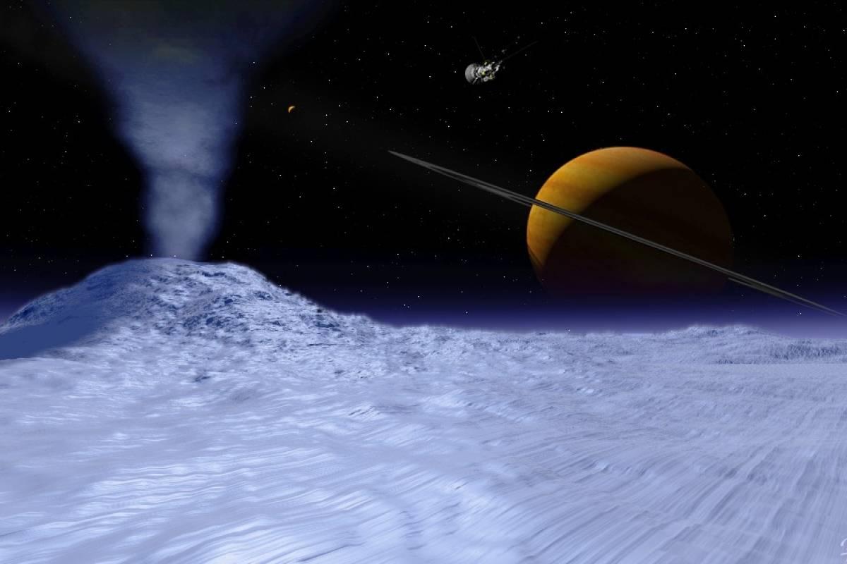 En busca de agua para encontrar vida en el espacio