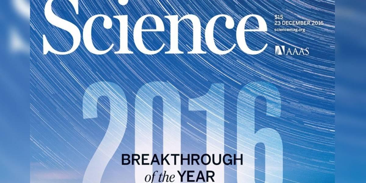 Science nombra a las ondas gravitacionales el mayor descubrimiento de 2016
