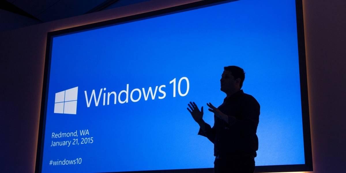 Así lucen Word, PowerPoint y Excel en Windows 10