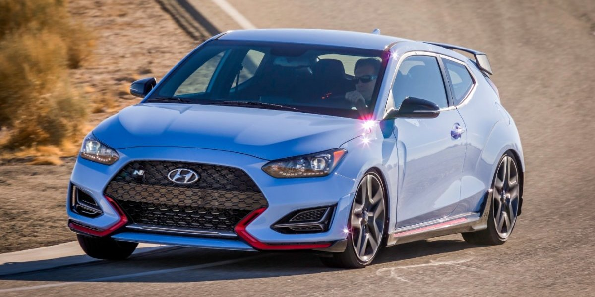 Hyundai presenta nueva línea de alto desempeño con el Veloster N