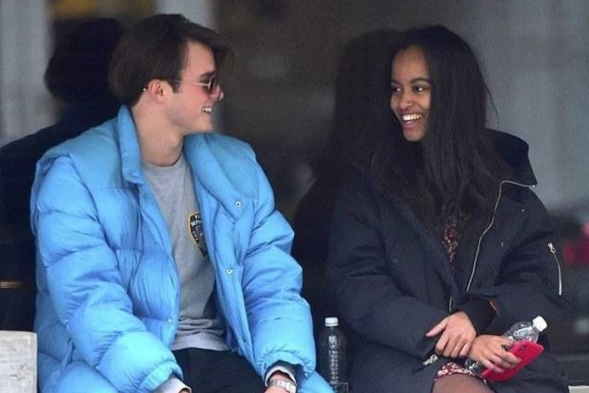 Malia Obama 2018 >> Él es Rory Farquharson, el guapo novio de Malia Obama ...