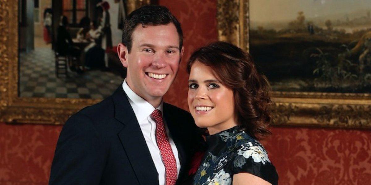 Otra boda real: se compromete la princesa Eugenia