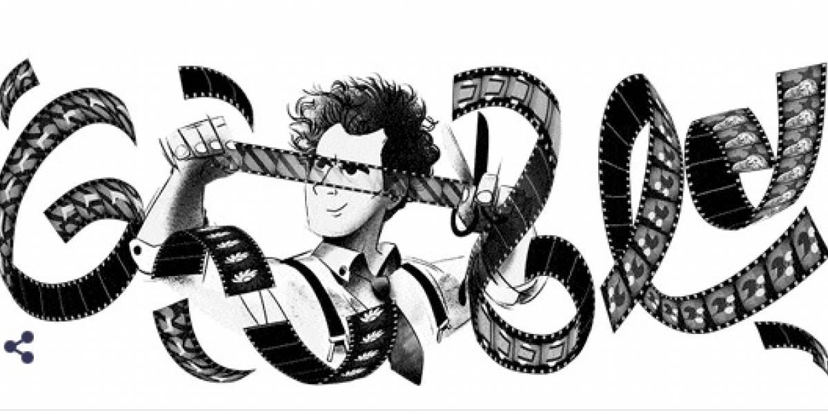 Google conmemora 120 aniversario de Sergei Eisenstein con un Doodle muy especial