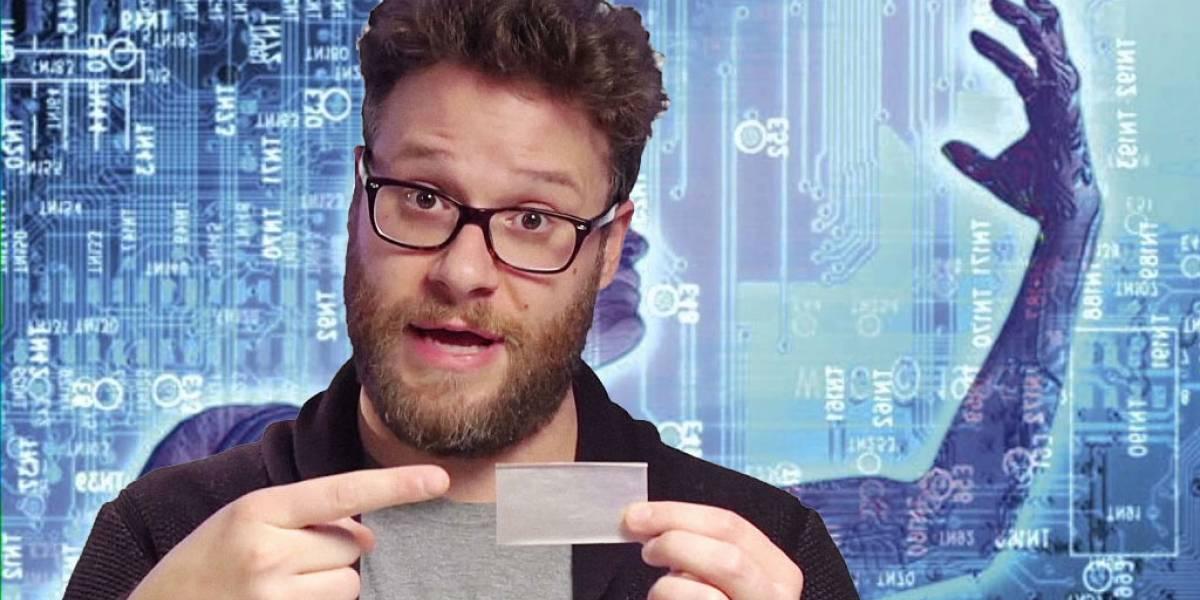Seth Rogen prepara una comedia sobre La Singularidad de Ray Kurzweil