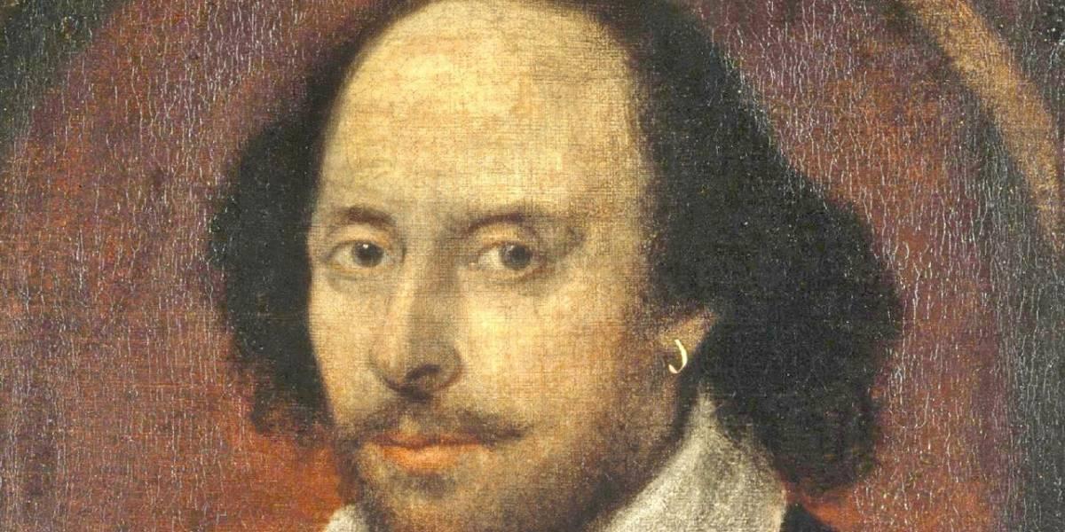 Detectan restos de cannabis en pipas encontradas en el jardín de William Shakespeare