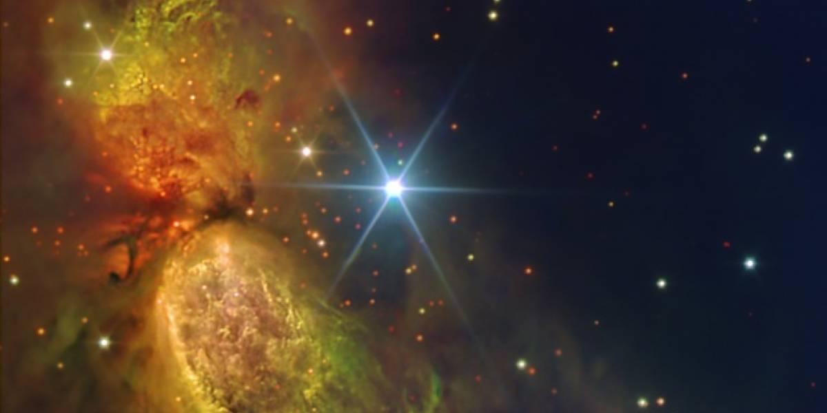 Imperdible: El nacimiento de una estrella