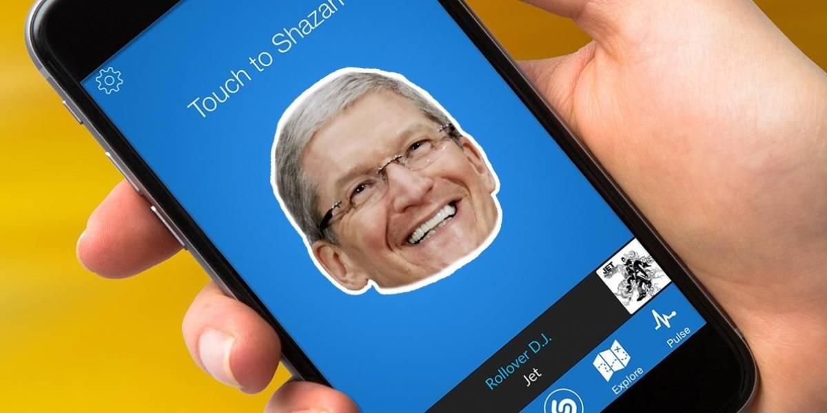Apple compra a Shazam por cientos de millones de dólares